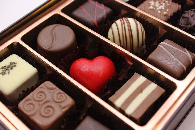 モコムギフトのイメージ画像チョコレートの詰め合わせ