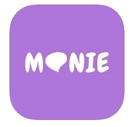Monieのアプリ