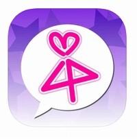 ペアチャットのアプリ